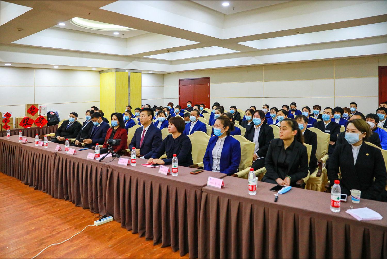 北京保洁公司,美汐清洁,企业年会,工作总结,年度目标