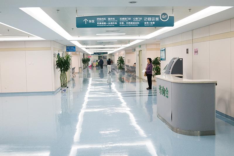【保洁服务案例】空军总医院
