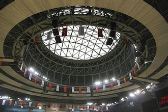 【外墙清洗案例】北京大学乒乓球馆