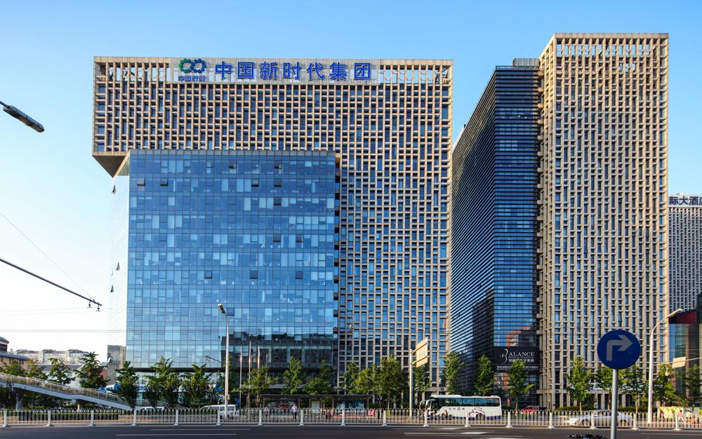 【保洁服务案例】新时代大厦