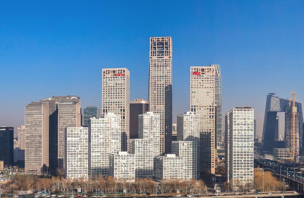 【高空清洗案例】中国人民财产保险股份有限公司