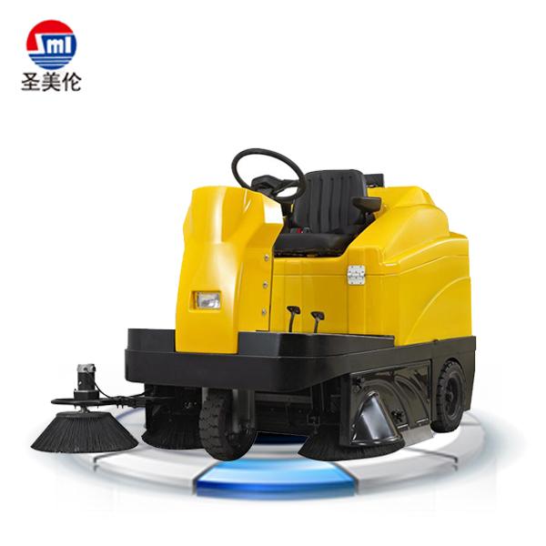 【驾驶式扫地机】SML-S6驾驶式电动扫地车 超强吸力 粉尘克星