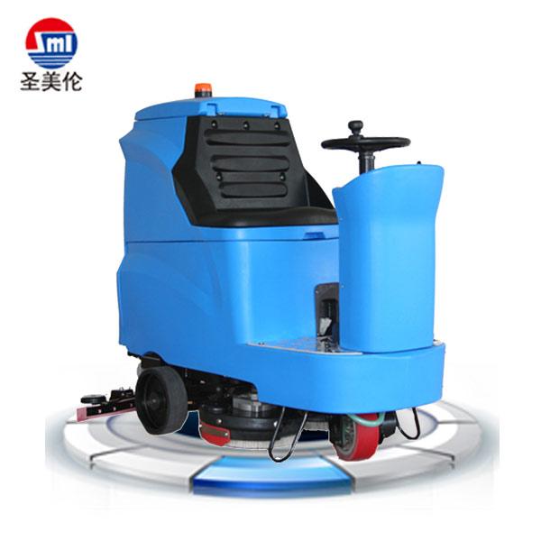 【清洁设备】SML-R110BT70驾驶式洗地机