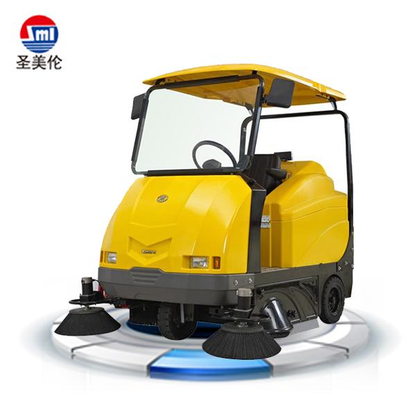 【驾驶式扫地机】SML-S8驾驶式电动扫地车 市政物业专用电动扫地车