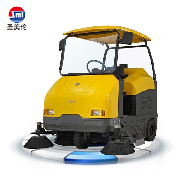 【驾驶式扫地车】SML-S9驾驶式电动扫地车 大型电动扫地车