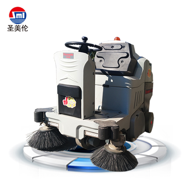 【驾驶式扫地车】SML-1100B双刷驾驶式扫地机 工作效率高 清扫效果好