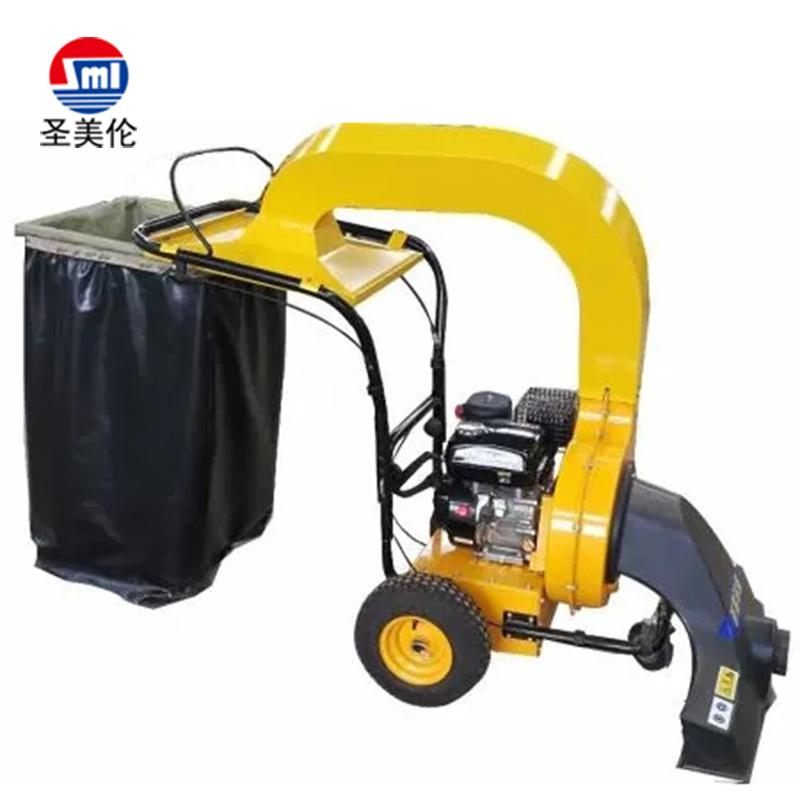 SML-BY-T2-X手扶式树叶收集机